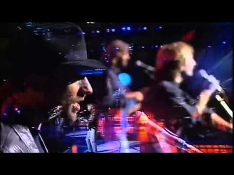 BEE GEES - HOW DEEP IS YOUR LOVE - LIVE 1989 (HQ-856X480)