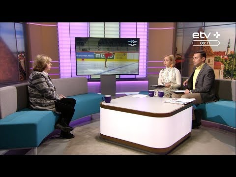 Тренер: создание Таллиннской спортивной школы улучшило результаты фигуристов