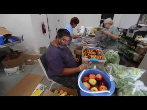 His Compassion food bank