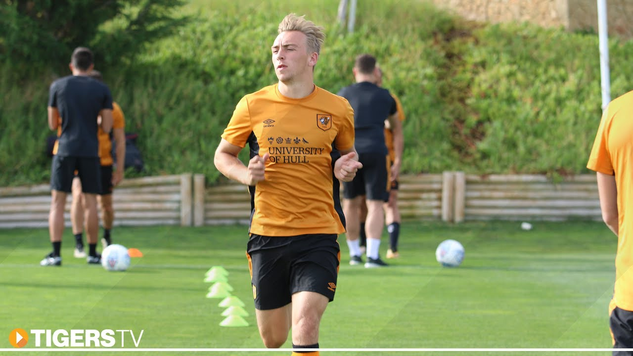 Portugal 2017  Jarrod Bowen on Pre Season