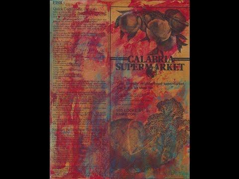 Art Journal Book of Backgrounds # 13