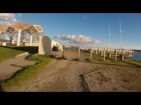 Bike Oakland: Waterfront in December