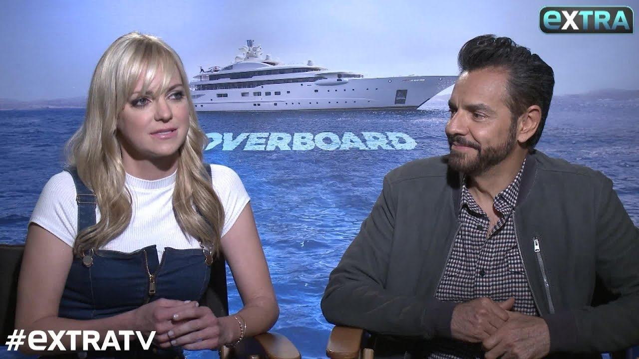 Why Anna Faris Was Terrified By Overboard Remake Youtube
