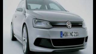 Volkswagen New Compact Coupe Hybrid Concept Car Videos