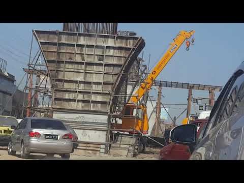 BRT Peshawar Tehkal to Town Latest updates video   29 May 2018