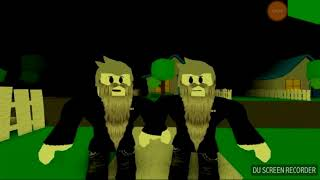 ROBLOX Animation-Legend of Guest 666 (Horror story) the ENG
