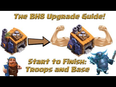 Clash of Clans - Noc's BH8 Upgrade Guide