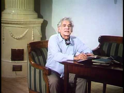 Leonard Bernstein Discusses Beethoven's 8th Symphony
