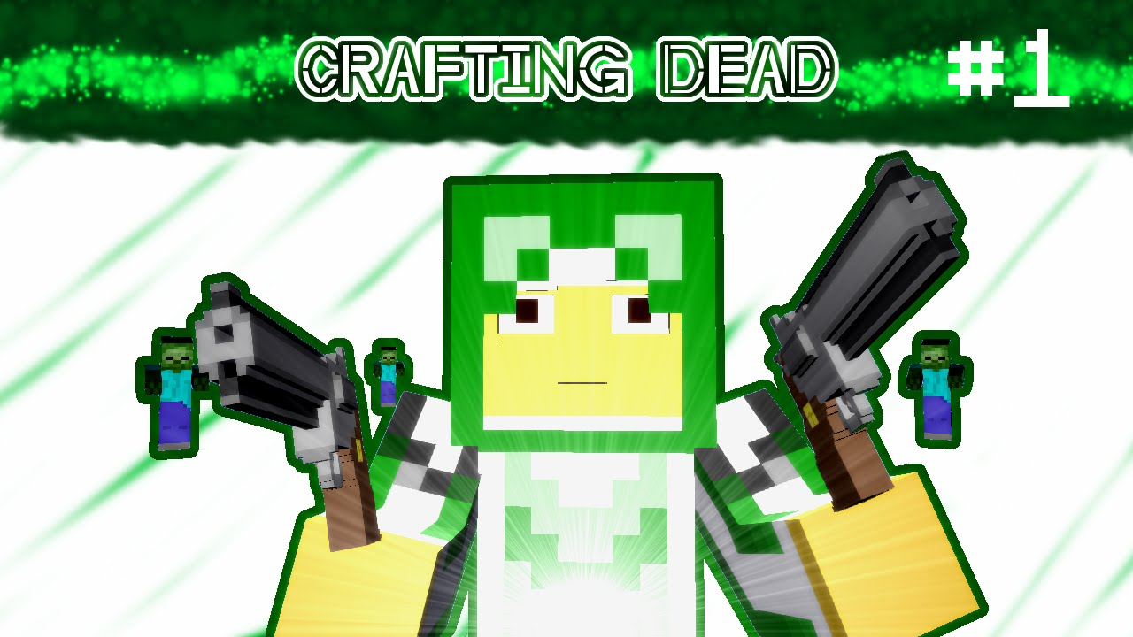 Crafting dead mod pack multiplayer ep 1 minecraft for The crafting dead ep 1