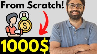 (1000$ Per Month) Affiliate Marketing For Beginners (Step by Step Tutorial)