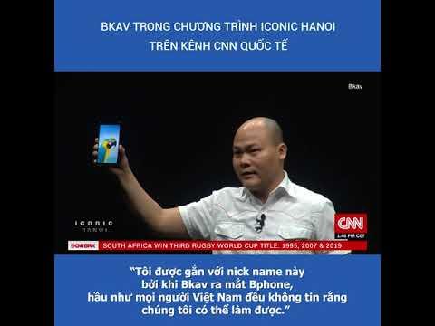 BPHONE XUẤT HIỆN TRÊN CNN QUỐC TẾ LÀ BIỂU TƯỢNG CỦA CÔNG NGHỆ VIỆT NAM