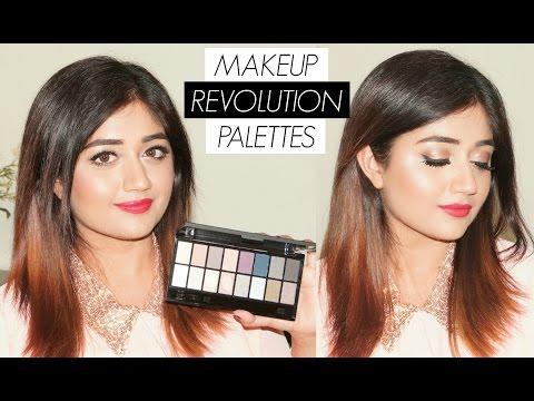 Best Makeup Revolution Eye Shadow Palettes | corallista