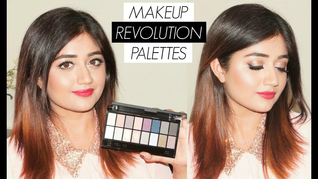 Best Wedding Makeup Palette : Best Makeup Revolution Eye Shadow Palettes corallista ...