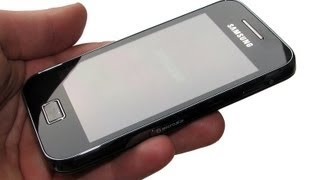 Samsung Galaxy Ace s5830 Root & install system recovery CWM