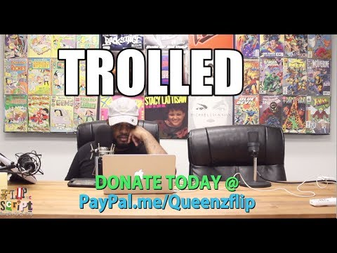 F.D.S LIVE CALLS - QUEENZFLIP GETS TROLLED BY KIDS AROUND TH