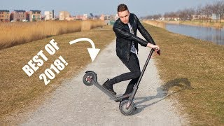 ✔ Xiaomi MIJIA M365 Electric Scooter is the BEST ELECTRIC SCOOTER of 2018! (Review)