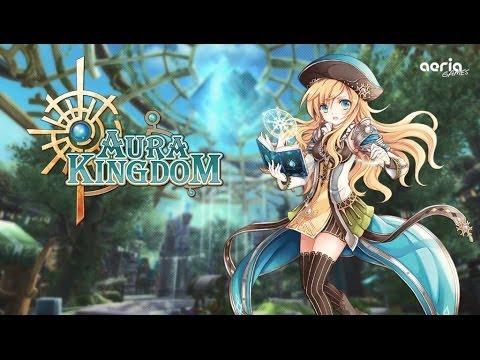 aura kingdom play free