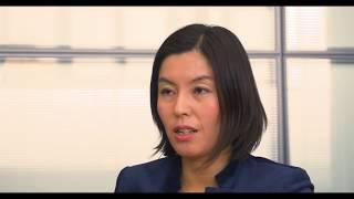 トヨタで働く女性。(宮本 有紀子)〜キャリアを拓く、充実の社内制度〜