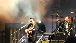 Mumford and sons - I will wait live @ Niagara on the lake 6/15/15