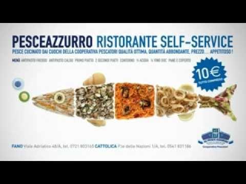 Ristorante Self Service Pesceazzurro Youtube