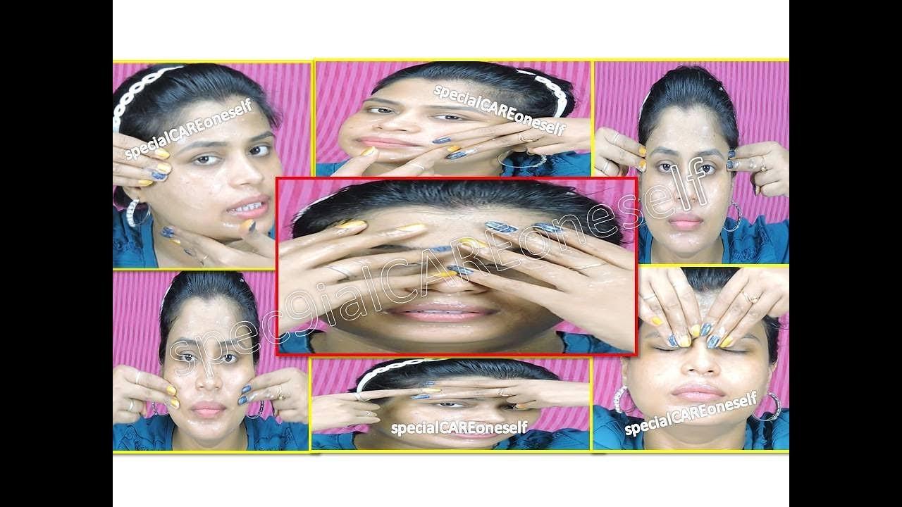 Do it yourselfdiy face massage lik beauty parlour get youthful skin do it yourselfdiy face massage lik beauty parlour get youthful skin3 massage tips trick in hindi solutioingenieria Gallery
