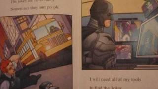 The Dark Knight Children's Story Reading