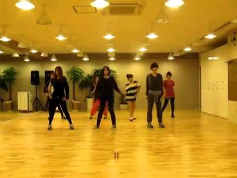 Tập Vũ Đạo Lovey Dovey với T-ara