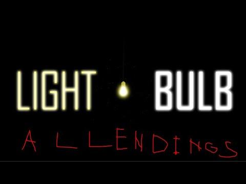Roblox Light Bulb Reillumination True Ending Roblox Light Bulb Reillumination All 2 Endings Youtube