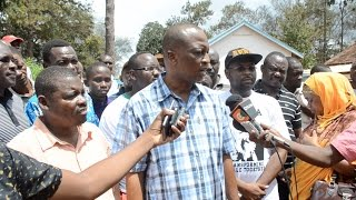 Issa Juma Boy has called for unity despite the mishaps witnessed during the ODM Party Primaries