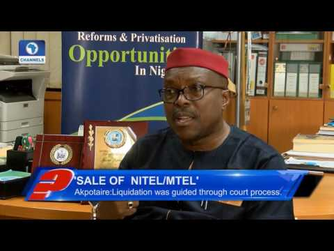 Question Time Examines FG's Driving Of Nigeria's Economy On Steam Of Private Investment Pt 1