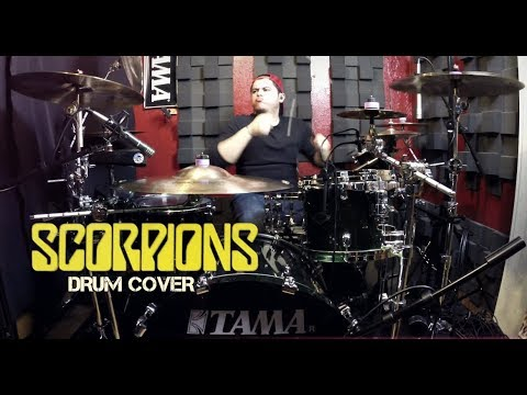 Scorpions - No One Like You - Drum Cover