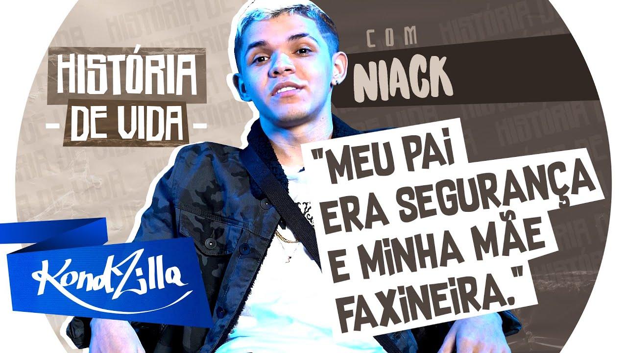 """MC Niack - História de Vida """"Tive Que Sair da Depressão"""" (KondZilla)"""