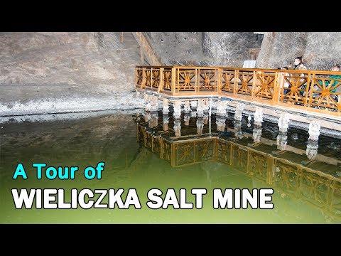 A Tour Of Wieliczka Salt Mine In Poland