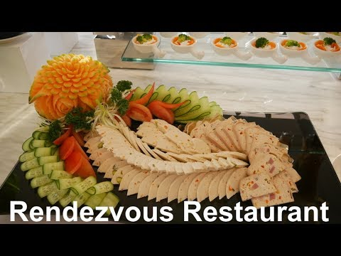 Ramadan Iftar Buffet *Rendezvous Restaurant* | Gulf Mall Doha | Ramadan Tent 2017