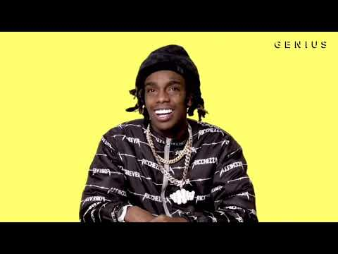 YNW MELLY - Mixed Personalities Genius Synced to Beat