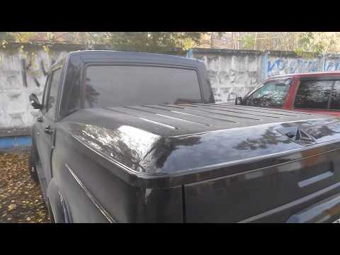 УАЗ Пикап, крышка грузовой платформы