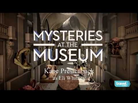 """Highlights from """"Mysteries at the Museum: Interchangeable Parts"""" - Kane Prestenback"""