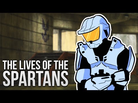 The Lives Of - The Spartans