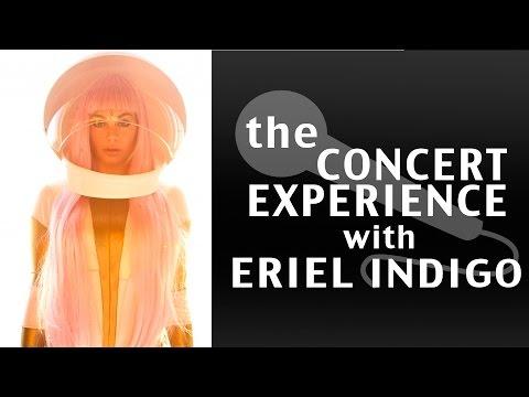 Eriel Indigo Interview | AfterBuzz TV's The Concert Experience