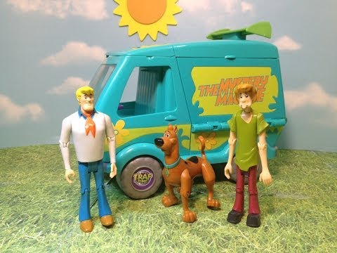 Unboxing the Scooby Doo Mystery...