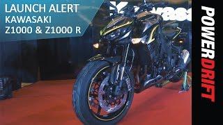 2017 Kawasaki Z1000 R : Launch Alert : PowerDrift