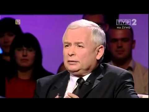 Jarosław Kaczyński masakruje Tomasza Lisa