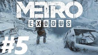 Metro Exodus (5) — Ucieczka i dziwni ludzie