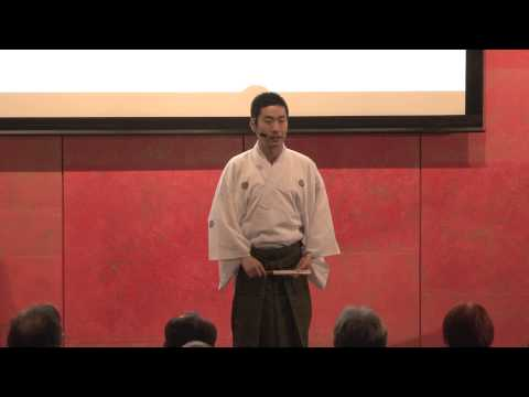 Noh changes with imagination | Tatsushige Udaka | TEDxKyotoUniversity