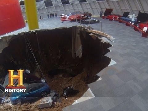 Engineering Disasters: Corvette Museum Sinkhole | History