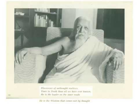 Homage to Sri Aurobindo - Excerpts from Aug 1972 Exhibition