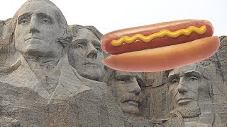 Mount Rushmore & Hot Dogs