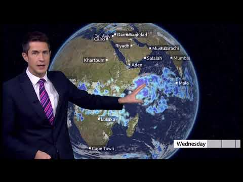 Weather Events 2019 – Heavier rains coming (East Africa) – BBC – 25th November 2019