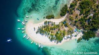 Coron, Palawan- An Aerial Tour