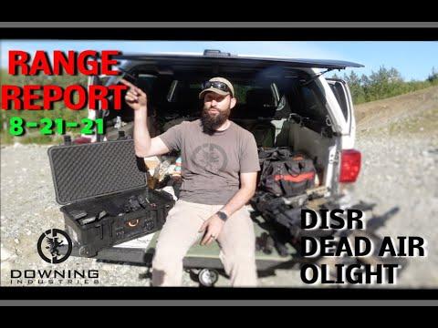 Range Report, 8-21-21